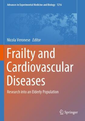 Veronese   Frailty and Cardiovascular Diseases   Buch   sack.de