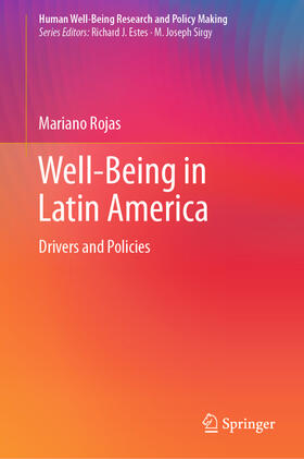 Rojas | Well-Being in Latin America | Buch | sack.de