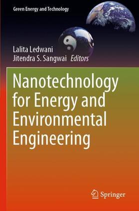 Ledwani / Sangwai   Nanotechnology for Energy and Environmental Engineering   Buch   sack.de