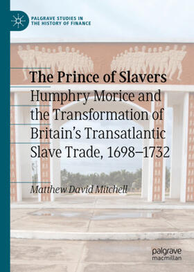 Mitchell | The Prince of Slavers | Buch | sack.de