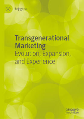Rajagopal | Transgenerational Marketing | Buch | sack.de