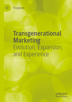 Rajagopal | Transgenerational Marketing | Buch | sack.de