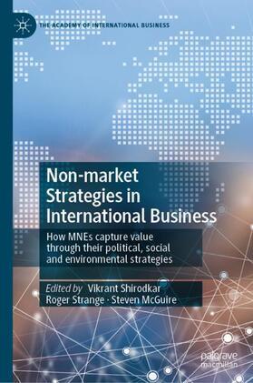 McGuire / Shirodkar / Strange | Non-market Strategies in International Business | Buch | sack.de