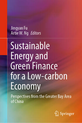Fu / Ng   Sustainable Energy and Green Finance for a Low-carbon Economy   Buch   sack.de