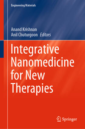 Krishnan / Chuturgoon | Integrative Nanomedicine for New Therapies | Buch | sack.de