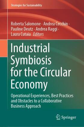 Salomone / Cecchin / Deutz   Industrial Symbiosis for the Circular Economy   Buch   sack.de