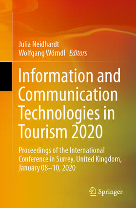 Neidhardt / Wörndl | Information and Communication Technologies in Tourism 2020 | Buch | sack.de