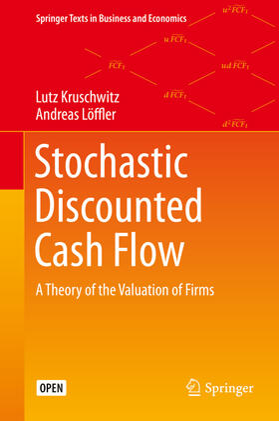 Kruschwitz / Löffler | Stochastic Discounted Cash Flow | Buch | sack.de