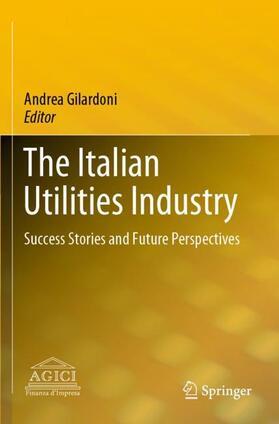 Gilardoni | The Italian Utilities Industry | Buch | sack.de