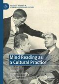 Schlicht / Seemann / Kassung |  Mind Reading as a Cultural Practice | Buch |  Sack Fachmedien