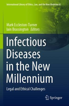 Eccleston-Turner / Brassington | Infectious Diseases in the New Millennium | Buch | sack.de