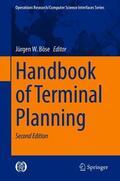 Böse    Handbook of Terminal Planning   Buch    Sack Fachmedien