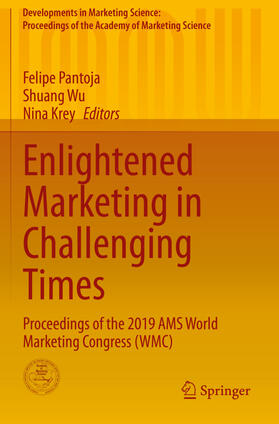 Pantoja / Krey / Wu | Enlightened Marketing in Challenging Times | Buch | sack.de