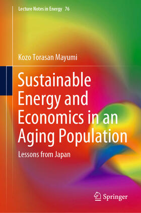 Mayumi   Sustainable Energy and Economics in an Aging Population   Buch   sack.de