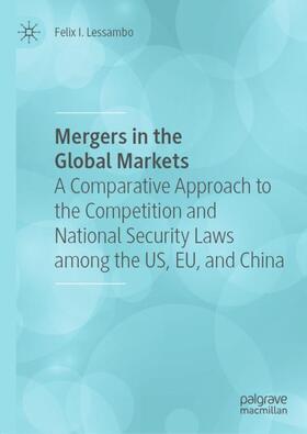 Lessambo | Mergers in the Global Markets | Buch | sack.de