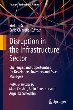 Gatti / Chiarella | Disruption in the Infrastructure Sector | Buch | sack.de