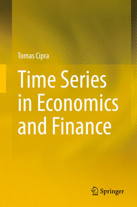 Cipra | Time Series in Economics and Finance | Buch | sack.de