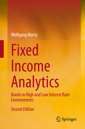 Marty   Fixed Income Analytics   Buch   sack.de