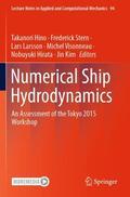 Hino / Stern / Kim    Numerical Ship Hydrodynamics   Buch    Sack Fachmedien