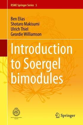 Elias / Makisumi / Thiel | Introduction to Soergel Bimodules | Buch | sack.de