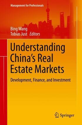 Wang / Just   Understanding China's Real Estate Markets   Buch   sack.de