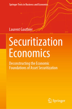 Gauthier | Securitization Economics | Buch | sack.de
