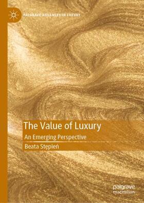 Stepien / Stepien | The Value of Luxury | Buch | sack.de