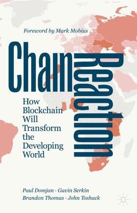 Domjan / Serkin / Thomas   Chain Reaction   Buch   sack.de