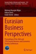Bilgin / Demir / Danis |  Eurasian Business Perspectives | Buch |  Sack Fachmedien