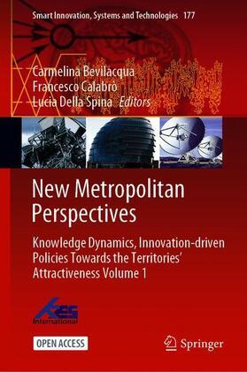 Bevilacqua / Calabrò / Della Spina | New Metropolitan Perspectives | Buch | sack.de