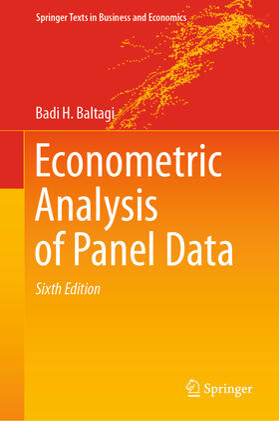 Baltagi | Econometric Analysis of Panel Data | Buch | sack.de
