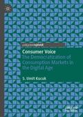 Kucuk |  Consumer Voice | Buch |  Sack Fachmedien