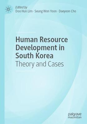 Lim / Yoon / Cho | Human Resource Development in South Korea | Buch | sack.de
