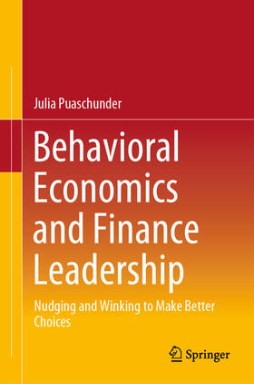Puaschunder   Behavioral Economics and Finance Leadership   Buch   sack.de