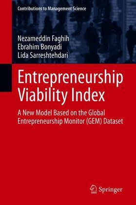 Faghih / Bonyadi / Sarreshtehdari | Entrepreneurship Viability Index | Buch | sack.de