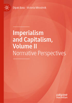 Basu / Miroshnik | Imperialism and Capitalism, Volume II | Buch | sack.de