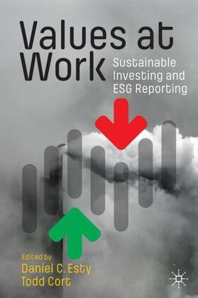 Esty / Cort | Values at Work | Buch | sack.de