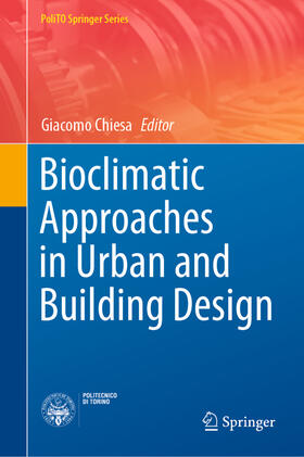 Chiesa | Bioclimatic Approaches in Urban and Building Design | Buch | sack.de