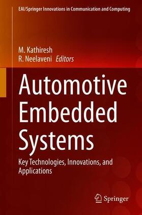 Kathiresh / Neelaveni   Automotive Embedded Systems   Buch   sack.de