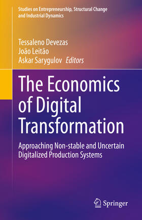 Devezas / Sarygulov / Leitão | The Economics of Digital Transformation | Buch | sack.de