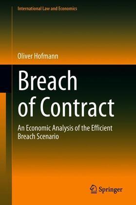 Hofmann | Breach of Contract | Buch | sack.de