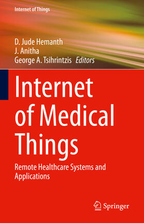 Hemanth / Anitha / Tsihrintzis | Internet of Medical Things | Buch | sack.de