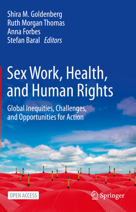 Goldenberg / Morgan Thomas / Forbes | Sex Work, Health, and Human Rights | Buch | sack.de