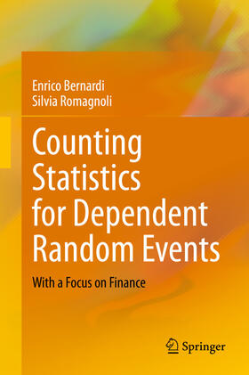 Bernardi / Romagnoli | Counting Statistics for Dependent Random Events | Buch | sack.de