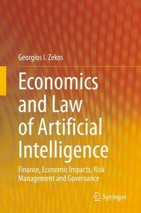 Zekos | Economics and Law of Artificial Intelligence | Buch | sack.de