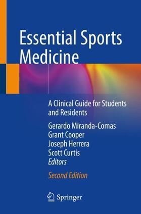 Cooper / Herrera / Curtis   Essential Sports Medicine   Buch   sack.de