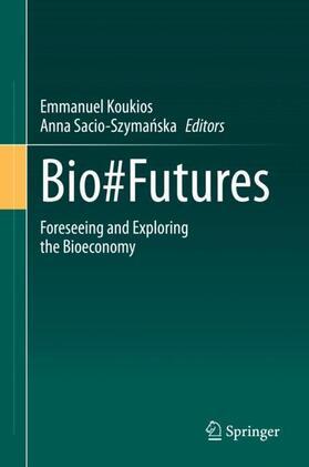Sacio-Szymanska / Koukios / Sacio-Szymanska   Bio#Futures   Buch   sack.de