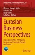 Bilgin / Vale / Demir |  Eurasian Business Perspectives | Buch |  Sack Fachmedien