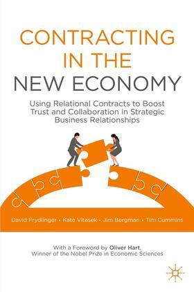 Frydlinger / Vitasek / Bergman | Contracting in the New Economy | Buch | sack.de