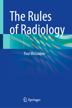 McCoubrie | The Rules of Radiology | Buch | sack.de